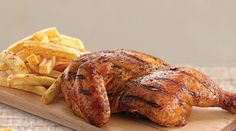 #Steers is not only famous for their great #meat. Come try their famous #chicken too. #GreatFood
