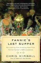 FANNIES LAST SUPPER BOOK