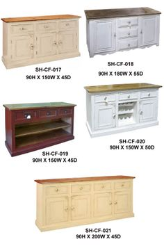 FRENCH COUNTRY CORNER - Country Furniture