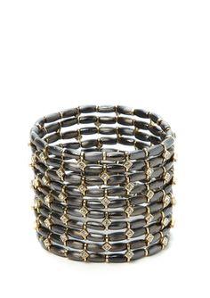 CARA COUTURE Metal Stackable Bracelet