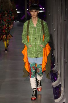 Gucci | Ready-to-Wear - Autumn 2017 | Look 105