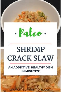A delicious, healthy, addictive, Paleo meal you can have on the table in minutes!