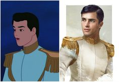 This iswhat Disney princes would look like inreal life