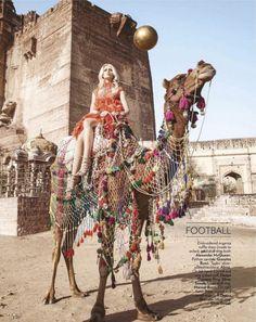 """""""Vogue India"""""""