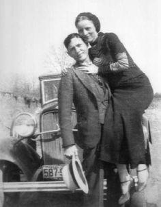 Bonnie & Clyde....