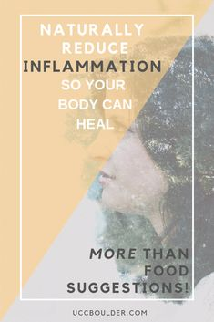 Learn how to naturally reduce inflammation in your body so it can begin to heal from autoimmune diseases, chronic pain, chronic disease You can do things ilke eat an anti-inflammatory diet, take anti-inflammatory supplements, find air purifying plants to clean your air, try chiropractic and more in this article. Naturally reduce inflammation in your body to jumpstart the natural healing process. #guthealth #inflammation #naturalhealing #naturallyreduceinflammation #anti-inflammatoryfoods