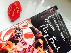 My time Katarzyna Bonda i Sprawa Niny Frank Polecam Wam #book #katarzynabonda #monday #ootd #menwithstyle #instafamous #gay #instagay #holiday #gayboy #swag #music #stylishboy #selfie #food #miami #usagay #gender #hairstyle #paris #life #nylook #vogue #elle #blairvonlondonpoland