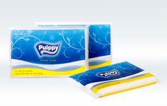 Khăn giấy Pulppy bịch http://vanphongphamanphu.vn/