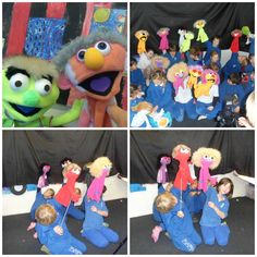 Freeville Room 6: The Fuppets.