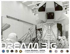 NASA Project Apollo Lunar Module.