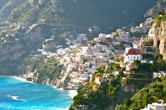 The Amalfi Coast-western Italy