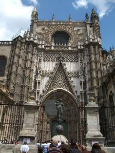 Seville Cathedral - Seville, Spain