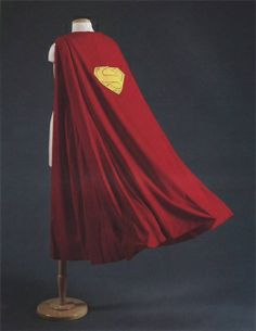 How to Make a Superman Cape.  (screw the cape, I wanna fly.  Okay, I wanna fly with the cape.  But I wanna fly.)