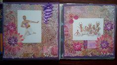 ballet scrapbook