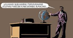 """Aldea global"" #Viñeta #Humor"