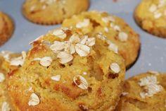 Muffin à l'avoine...fait de compote de pomme ! WOW, vous allez l'adorer Muffins, Compote Recipe, Muffin Bread, Muffin Recipes, Granola, Biscuits, Bakery, Brunch, Cooking Recipes