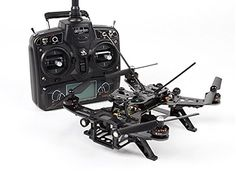 Monoprice Walkera Runner 250 Racing Quadcopter Drone - *NO CAMERA* Basic 1 Kit Ready to Fly * UPDATED version *