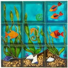Fishes 3x3