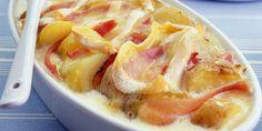 Tartiflette au jambon de Savoie