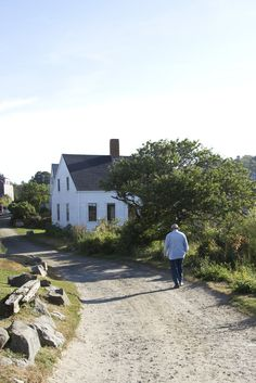 Out and about: monhegan island.