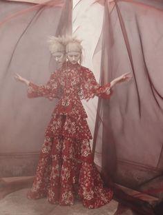 Sølve Sundsbø — An Enchanting Vision — Vogue Italia
