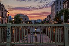 Dupont Circle at Twilight