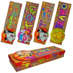 Expresión Social caja con chocolates $ 6.700 por cada una al por mayor.