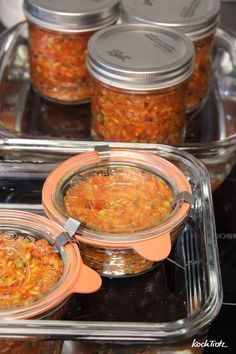 Djuvec rice with instructions for canning (also vegan) - KochTrotz Whole30 Recipes Lunch, Vegetarian Crockpot Recipes, Vegetarian Breakfast Recipes, Sausage Recipes, Beef Recipes, Ground Chicken Recipes, Shredded Chicken Recipes, Easy Chicken Recipes, Salmon Recipes