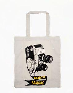 Bershka Portugal - Shopping bag  Almost famous  f1b5887783a17