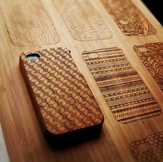 We designed some #fresh new patterns to dress up the #iPhone5 - pre-order the case now at grovemade.com!