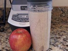 Apple Pie Protein Shake - Lisahov's Health & Fitness