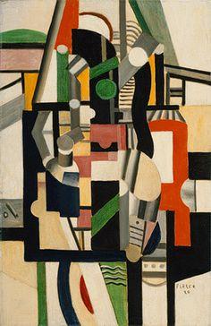 Fernand Léger: Mechanical Elements (1999.363.36) | Heilbrunn Timeline of Art History | The Metropolitan Museum of Art
