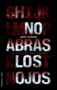 No abras los ojos - John Verdon