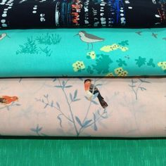 Order of the day! Love all these fabrics together! 💞😍
