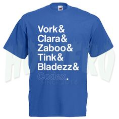 The Guild Vork Clara Zaboo Tink Geek T Shirt //Price: $14.00//     #urbanstreetwear