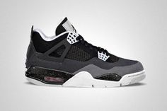 "Air Jordan 4 ""Stealth"""