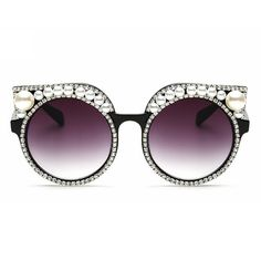 Cat Eye Luxury Sunglasses Women
