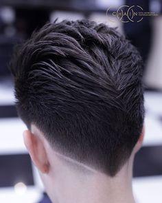 Mens Hair Haircuts Fade Haircuts short medium long buzzed side part lon Undercut Pompadour, Undercut Hairstyles, Trendy Hairstyles, Popular Haircuts, Cool Haircuts, Haircuts For Men, Long Curly Hair, Curly Hair Styles, Mens Hair Trends
