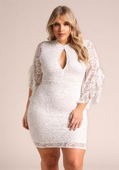 4c671dd25dbcc 45 Best Plus Size Bridal Shower and Wedding Rehearsal Dinner Outfits ...