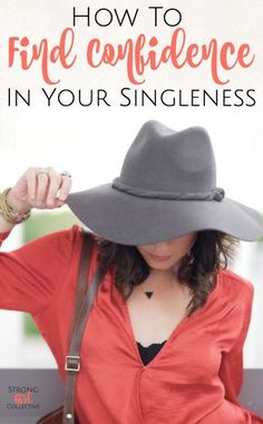 Being single does not mean something is wrong with you! Here are tips and encouragement for how to be awesomely single and confident!