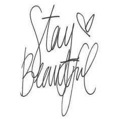 Download the word beautiful in cursive | beautiful #cursive # ...