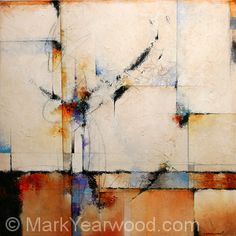 Delgado Vibe (Acrylic/Graphite on Canvas) by artist Mark Yearwood. Found on the FASO Daily Art Show -- http://dailyartshow.faso.com/dailyartshow/