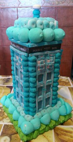 Nave Doctor Who