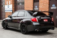 new arrival*toronto auto mall is proud to present this one of a kind 2011 subaru impreza wrx sti*the options are:6 speed manual,navigation,back up camera,wide body,black sti rims,bluetooth,heated seats,one of a kind sti. well maintained. toronto auto mall provides the highest quality of service by offering all in pricing and full certification with all our vehicles.provincial s