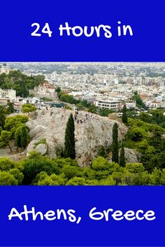 My second trip to Athens was only for two half days but my friend and I had an awesome time exploring the foodie scene, the Acropolis, and several local sights.