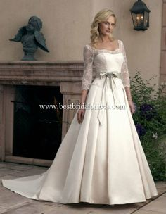 1800s Wedding Dresses | Casablanca Wedding Dresses - Style 1800 : Weddings Dresses Pictures ...