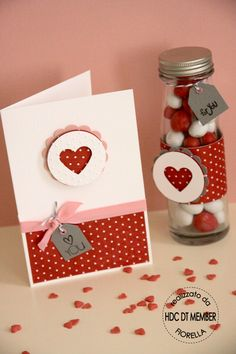 """DIY """"For You"""" Valentine Card-DIY Valentine's Day Card Ideas for All Ages"""