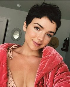 24 Hottest Short Pixie Haircuts to Get A Fresh Look - Page 24 of 24 - Lead Hairstyles Cute Bob Haircuts, Pixie Bob Haircut, Blonde Bob Haircut, Fresh Haircuts, Long Pixie Hairstyles, Short Pixie Haircuts, Trending Hairstyles, Best Pixie Cuts, Long Pixie Cuts