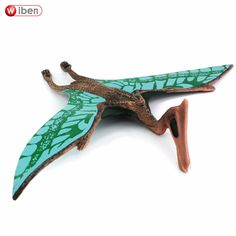 Wiben Jurassic Quetzalcoatlus Dinosaur Toys  Action Figure Animal Model Collection Gifts  For Children High Quality Brinquedos