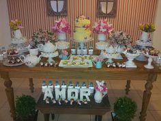 Decoração linda do chá de panela da Lumma! #decoracao #chadepanela #noiva #chadecozinha #bridalparty #noivinhasdeluxo